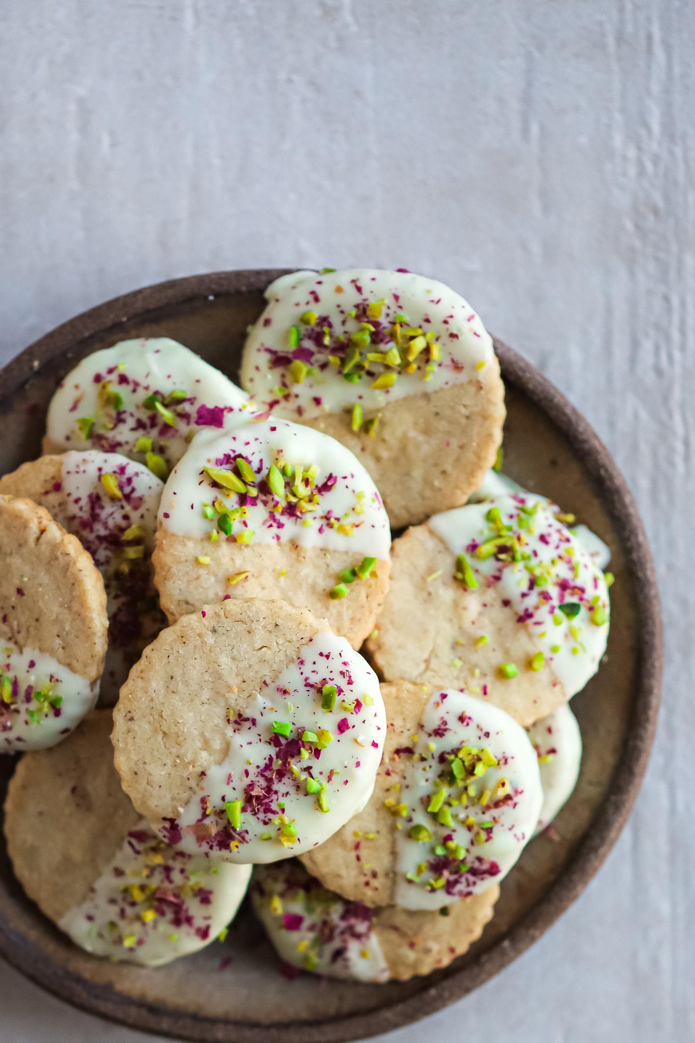 Thandai Cookies 2