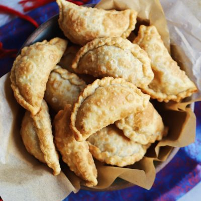 Ghughra or Sweet Hand Pies