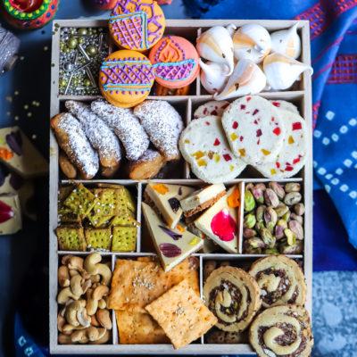Diwali Box! Happy Diwali and Saal Mubarak!