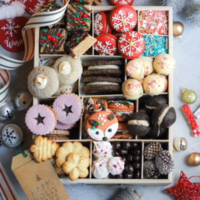 Epic Holiday Cookie Box!