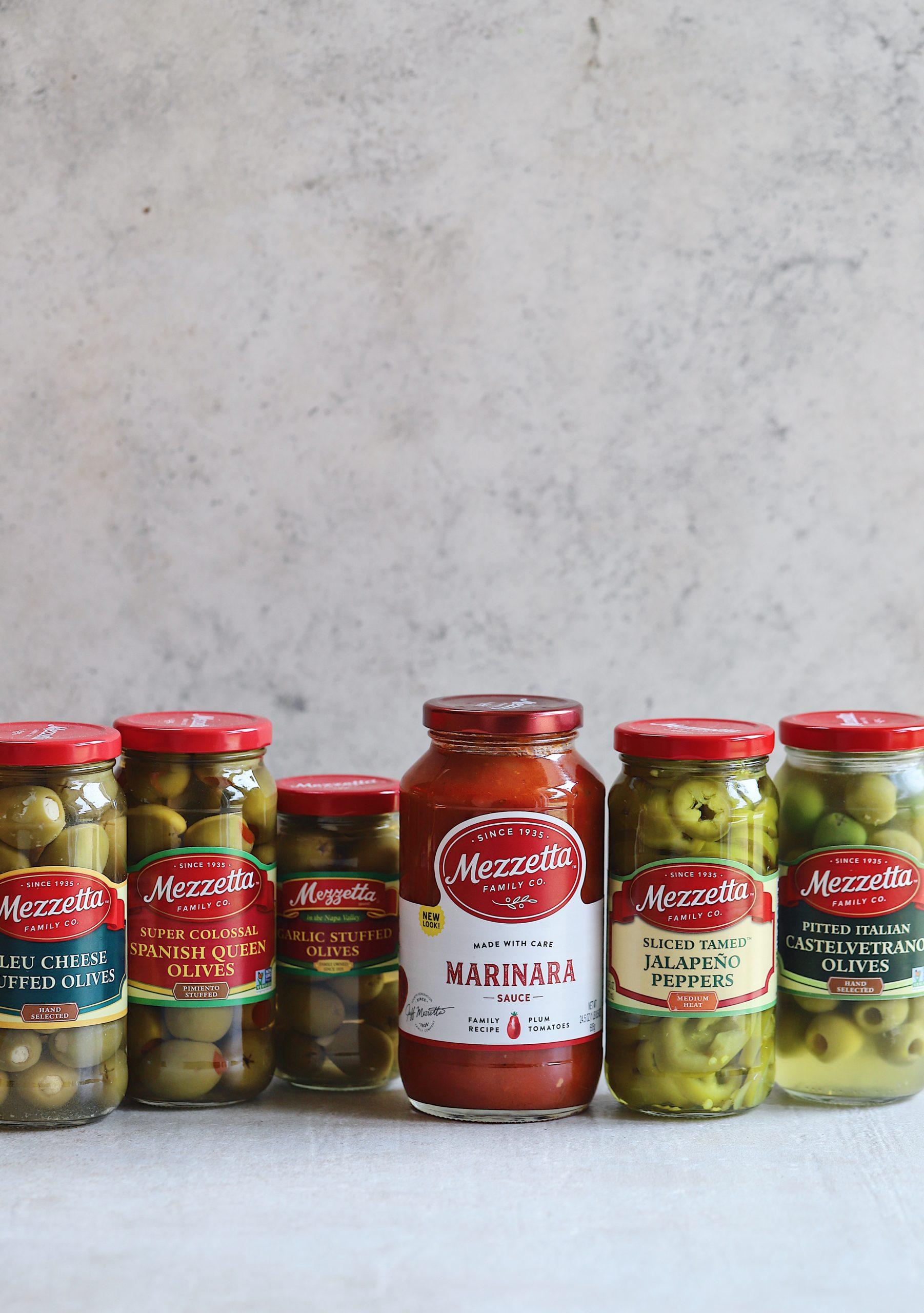 Mezzetta Products scaled