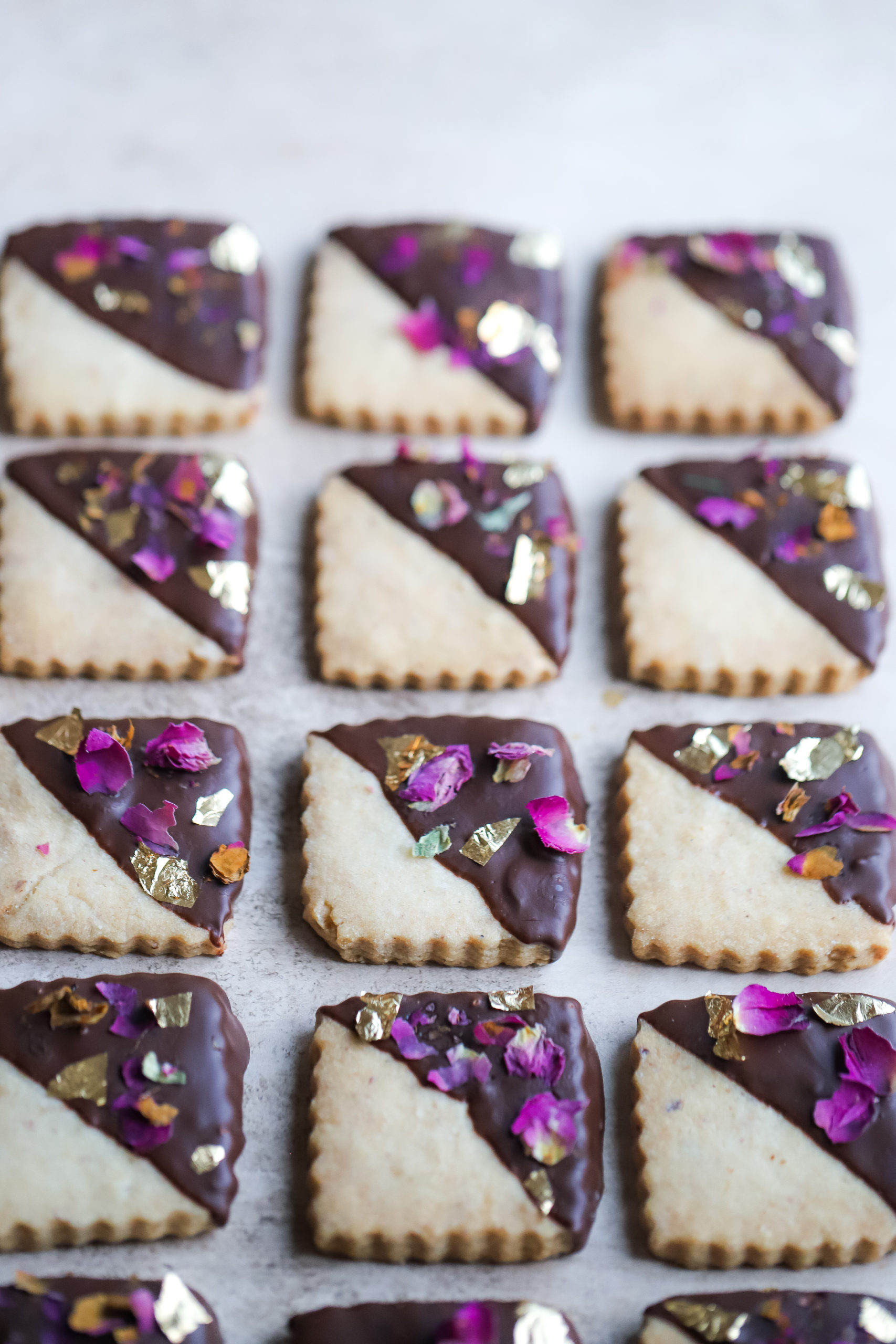 Hazelnut and Cardamom Shortbread 5 scaled