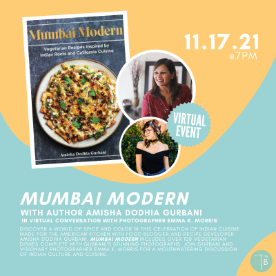 Virtual Cookbook Event at Napa Book Mine!